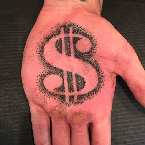 How Much Does Tattoo Removal Cost? | EradiTatt, TampaMoney Sign Tattoo Designs